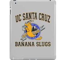 UC Santa Cruz Banana Slugs iPad Case/Skin