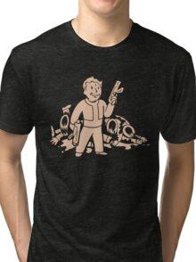 Vault Boy Tri-blend T-Shirt
