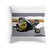 Serenity 1 Throw Pillow