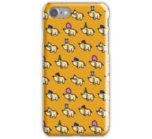 Dogs pattern iPhone Case/Skin