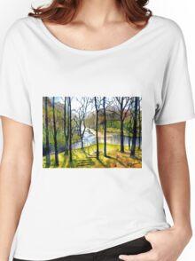 akwarelka 129 Women's Relaxed Fit T-Shirt