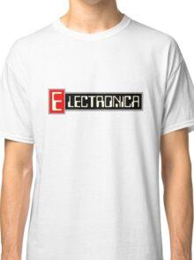 Electronica music Classic T-Shirt