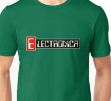 Electronica music Unisex T-Shirt