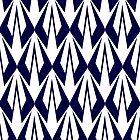 Kimi Raikkonen - Insignia Pattern (blue) by Tom Clancy