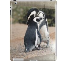 verliebte Pinguine iPad Case/Skin