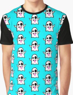 Silly Ghost  Graphic T-Shirt