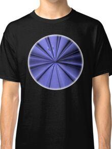 Blue Center Classic T-Shirt