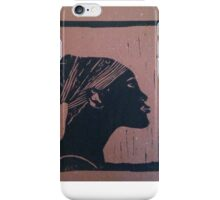 African taste iPhone Case/Skin