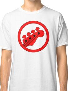 Red bass Classic T-Shirt