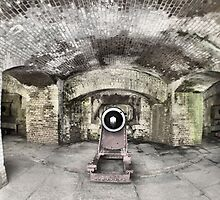 Fort Sumter Cannon by HotSaus Design