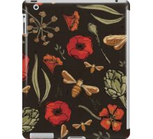 Garden nature iPad Case/Skin