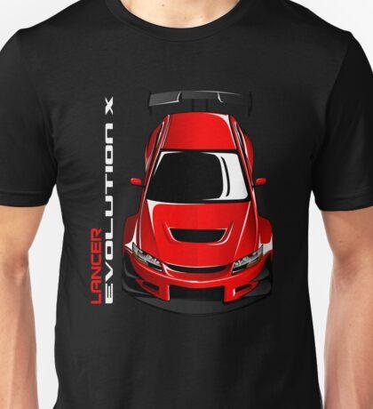 LANCER EVO  X GIFT Unisex T-Shirt