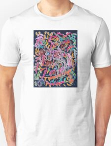 """Candy Flavored Exhaust"" by Richard F. Yates Unisex T-Shirt"