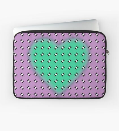 Ssst, Listen To Your Heart! Laptop Sleeve