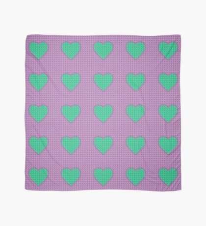 Ssst, Listen To Your Heart! Scarf