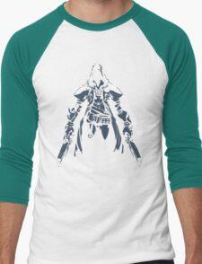 Reaper - die die die Men's Baseball ¾ T-Shirt