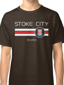 EPL 2016 - Football - Stoke City (Home Red) Classic T-Shirt