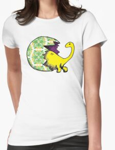 New Hatchling #2 Womens Fitted T-Shirt