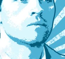 Castiel - Portrait Sticker