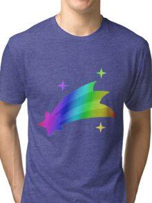 MLP - Cutie Mark Rainbow Special - Cloud Chaser Tri-blend T-Shirt