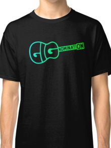 Gignomination, gigs, music Classic T-Shirt