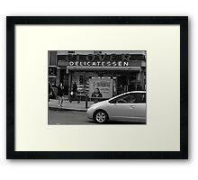 New York Street Photography 21 Framed Print