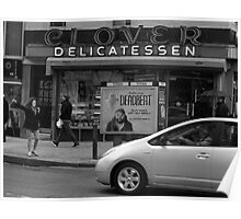 New York Street Photography 21 Poster