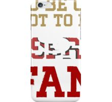 San Francisco 49ers iPhone Case/Skin