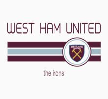 EPL 2016 - Football - West Ham United (Away White) by madeofthoughts