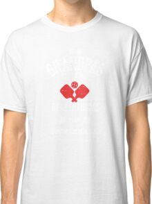 Pickleball Grandpa Classic T-Shirt