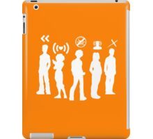What's our powers? iPad Case/Skin