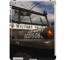 us army, military police iPad Case/Skin