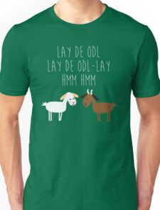 Sound of music goat herd Unisex T-Shirt