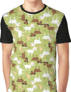 Sound of music goat herd Graphic T-Shirt