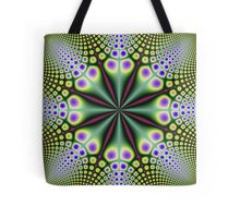 Eight Long Nosed Spotted Critters Tote Bag