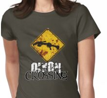 Dixon Crossing Womens Fitted T-Shirt
