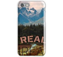 Moutains within Moutains iPhone Case/Skin