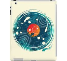 Sound of Water iPad Case/Skin