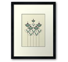 Blooming Winter 2 Framed Print