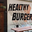 Healthy Burgers in the City by Sally McLean