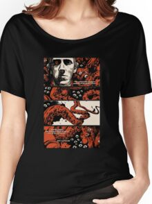Howard Philips Lovecraft Halloween Women's Relaxed Fit T-Shirt
