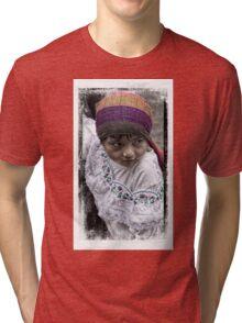 Cuenca Kids 774 Tri-blend T-Shirt