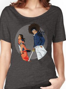 Huey & Riley: The Ninja Way (redesign) Women's Relaxed Fit T-Shirt