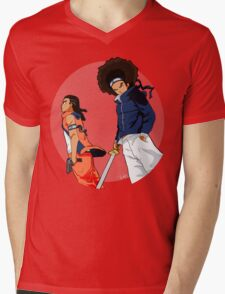 Huey & Riley: The Ninja Way (redesign) Mens V-Neck T-Shirt