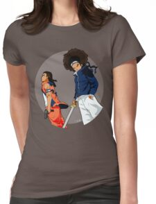 Huey & Riley: The Ninja Way (redesign) Womens Fitted T-Shirt