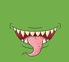 Tummy Mouth by Kiyi