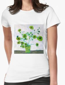 In Seattle Womens Fitted T-Shirt