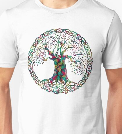 TREE OF LIFE - night garden Unisex T-Shirt