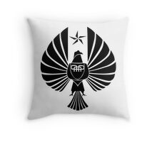 Pan Pacific Defense Corps Throw Pillow