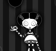 Little balloon girl by abou